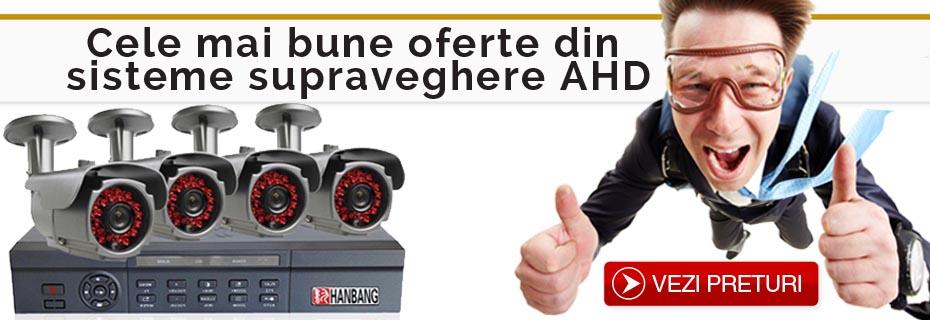 Sisteme de supraveghere AHD